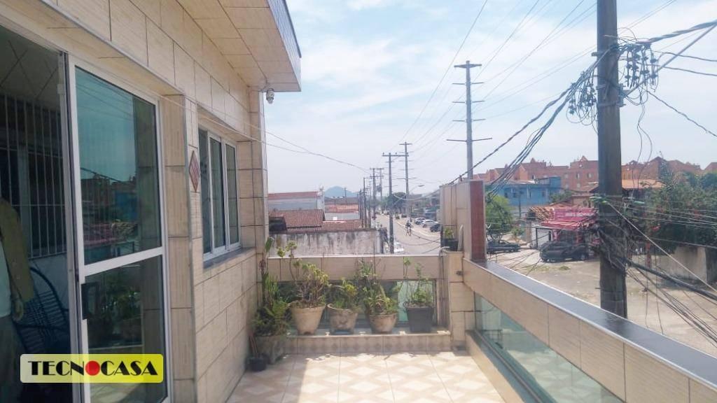 excelente oportunidade, venha montar seu próprio negocio!! imóvel comercial 192m² com casa para venda no bairro jardim quietude na praia grande. - lo0066