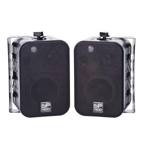 excelente p/ bares e lanchonetes caixa ll audio donner sp400
