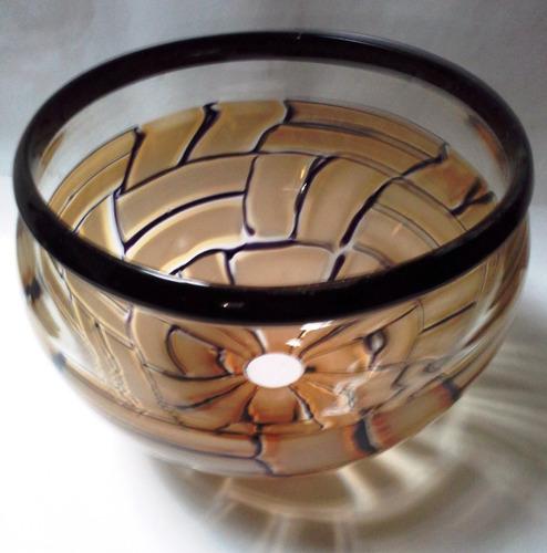 excelente pantalla lámpara de techo cristal murano italiano