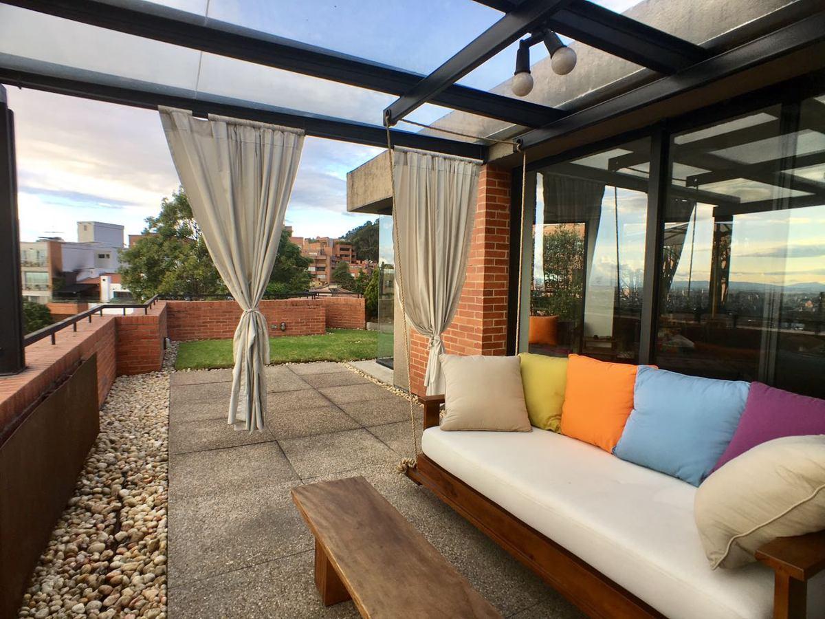 excelente penthouse duplex en rosales, para la venta