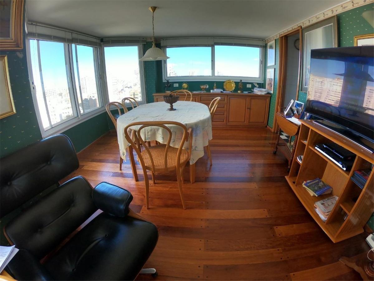 excelente penthouse duplex - jujuy al 1400 - 4 dormi