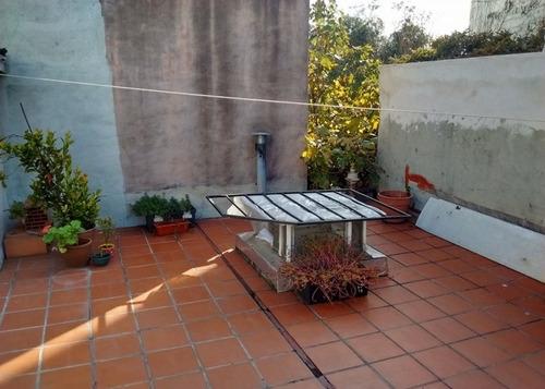 excelente ph 3 amb con patio y terraza