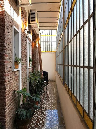 excelente ph en flores 3 dorm. gran terraza con quincho