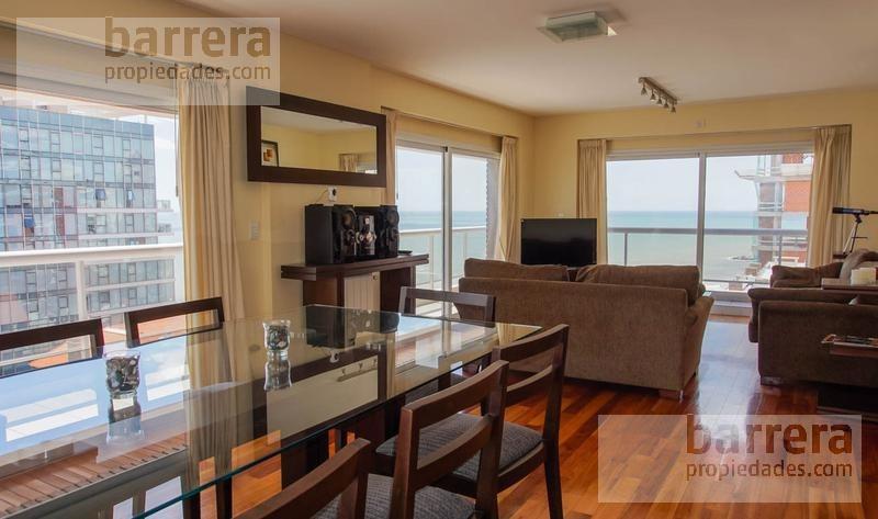 excelente piso de categoria c/ vistas panorámicas al mar y a la ciudad