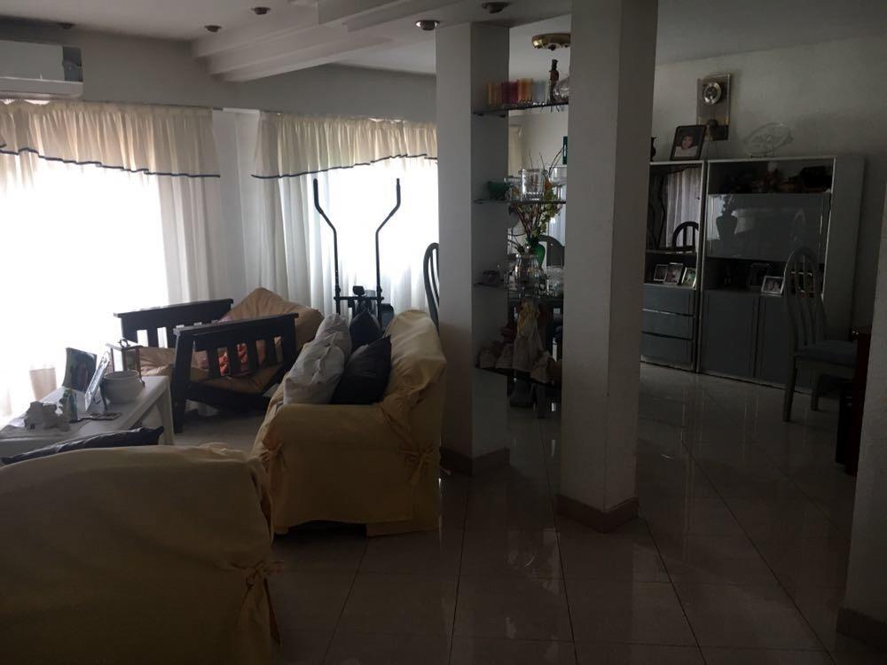 excelente piso en san martín con terraza propia !!!
