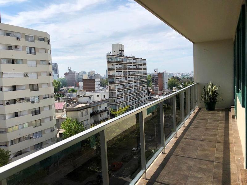 excelente planta! 3 o 4 dorm. gran terraza, vista despejada!