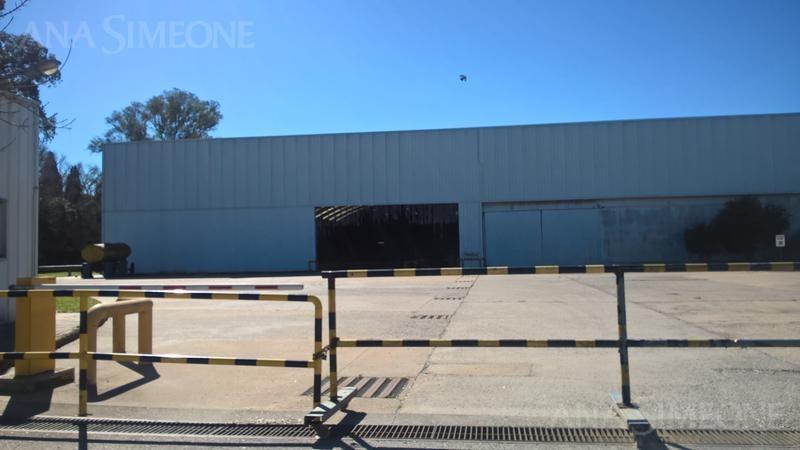 excelente planta industrial de 8.600 m² cubiertos