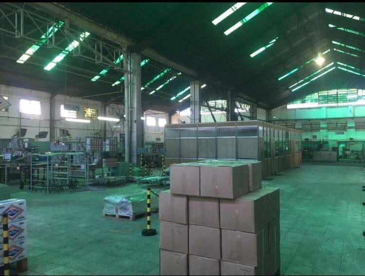 excelente planta industrial sobre la ruta 3 km 40,5