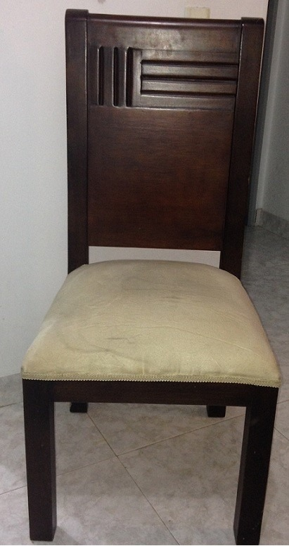 Excelente precio se vende juego de comedor madera de - Precio madera de roble ...