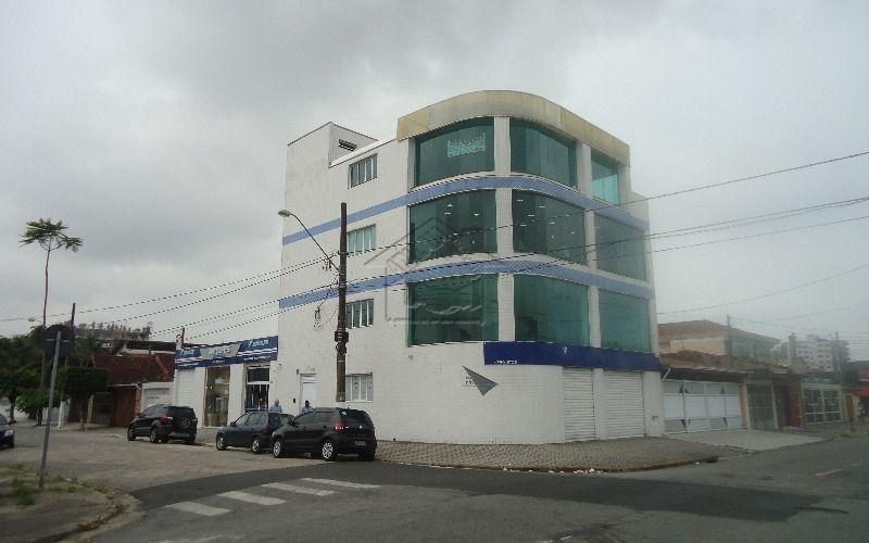 excelente prédio comercial em praia grande com 514m²