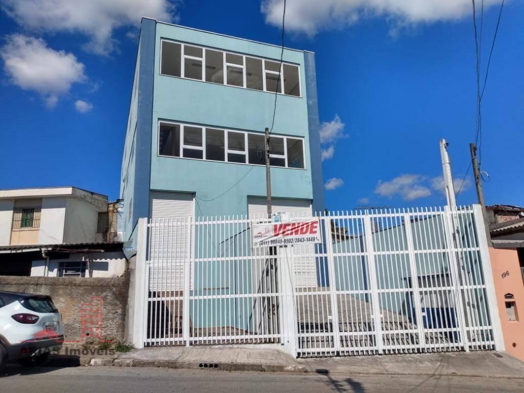 excelente prédio comercial para venda ou locacão, vila lavínia, mogi das cruzes, atrás da padaria tita - pr0002
