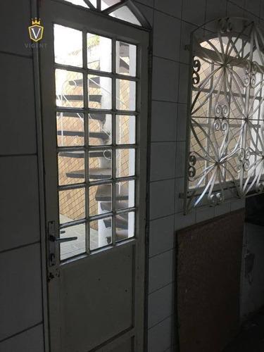 excelente prédio/casa comercial no centro de jundiaí para venda ou locação - 425 m² ou separado parte superior (300 m²) e parte inferior (125 m²)! - ca0683
