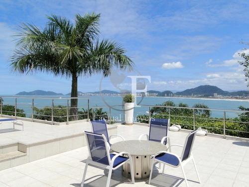 excelente projeto no condomínio península com linda vista ao mar. - ca2856