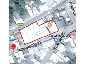 excelente propiedad comercial en curanilahue 1500 m2