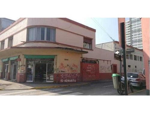 excelente propiedad comercial / habitacional en sanfrancisco con porvenir.