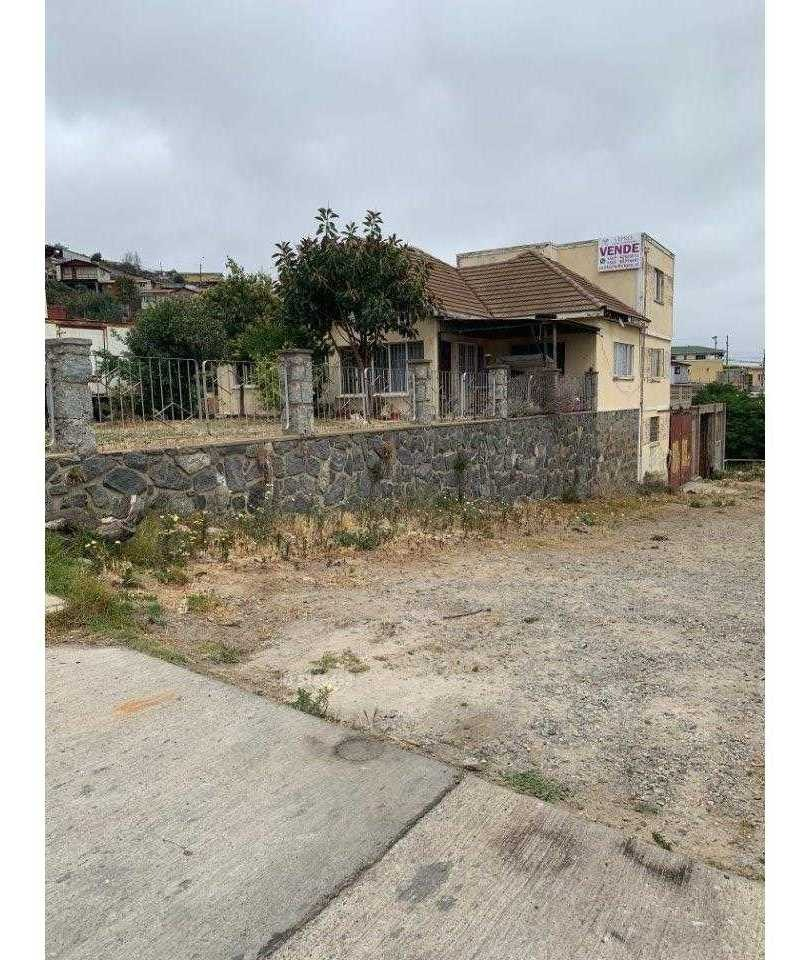 excelente propiedad con gran terreno valparaiso