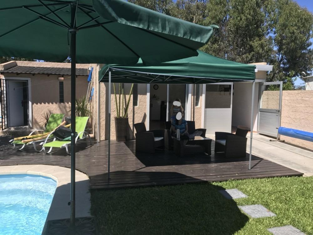 excelente propiedad con piscina y todas las comodidades