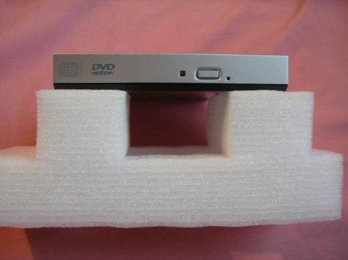 excelente quemador dvd portatil acer hp compaq toshiba ibm