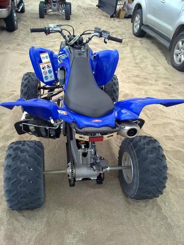 excelente raptor 700 2011, unico dueño