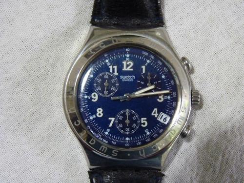 excelente reloj  swatch  made in swiss joyita