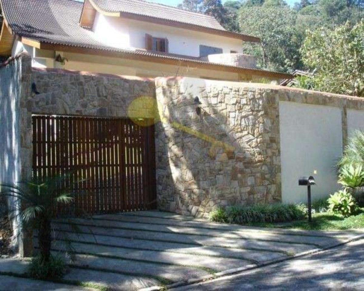excelente residencia a venda na serra da cantareira. agende sua visita! - 1068 - 32145217