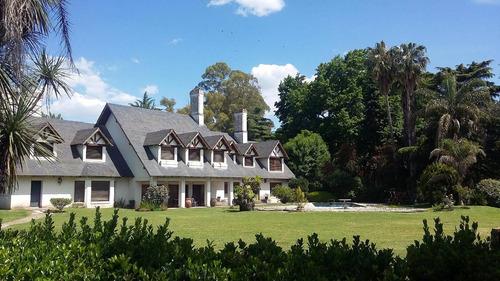 excelente residencia estilo frances