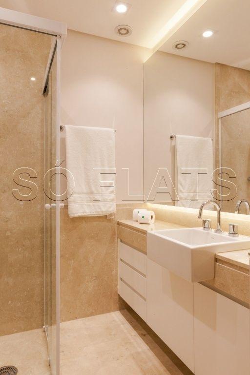 excelente residencial no itaim, proximo a av. faria lima, juscelino kubitschek, shoppings e mercado - sf27826