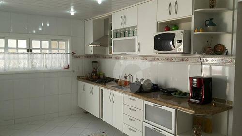 excelente residência rua fechada, 4 quartos suíte, piscina e 2 vagas - ca0604
