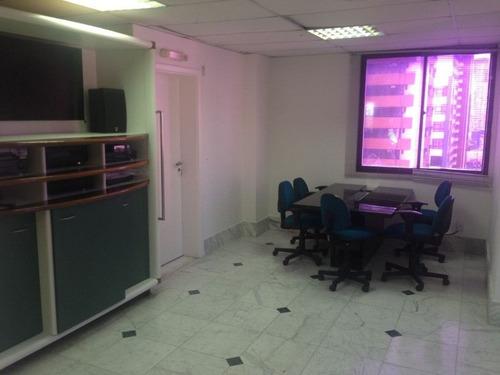 excelente sala comercial com 400m2 no stiep - iur291 - 32310089