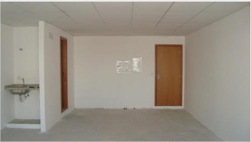 excelente sala comercial, nova, prédio moderno, com bom acabamento, localizado no centro de são caetano do sul!!! - sa0057
