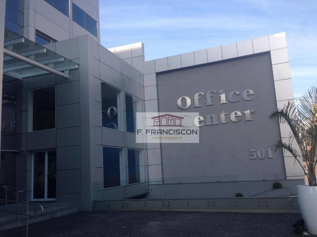 excelente sala comercial à venda, centro, itatiba. - sa0011