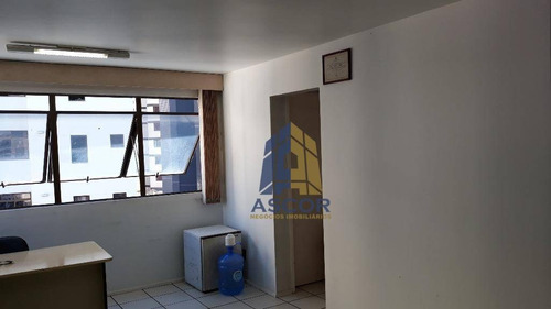 excelente sala, localizada em um dos pontos mais valorizados e movimentados do centro - sa0202 - sa0202