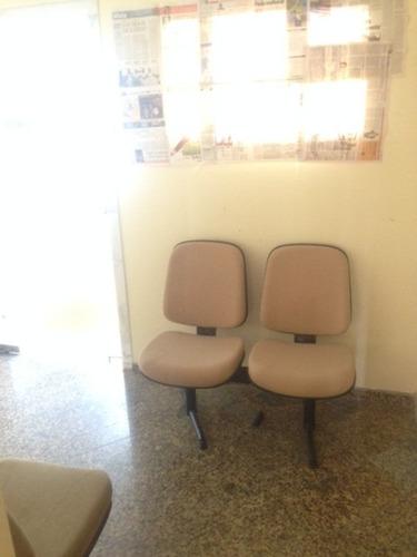 excelente sala no centro médico da graça 81m2 - iur284 - 32302496