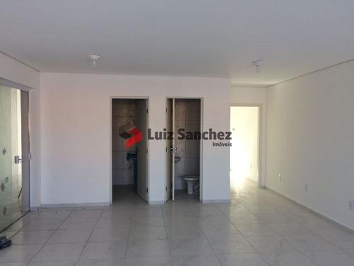 excelente salão comercial no bairro mogilar - ml6597