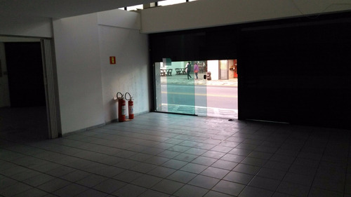 excelente salão comercial próximo prefeitura de suzano