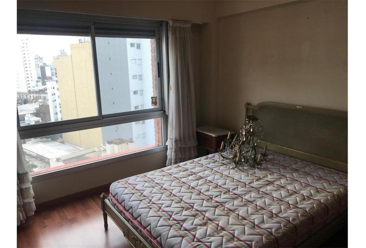 excelente semipiso 3 amb.c/balcón terraza y parrilla, 2baños