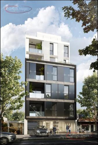 excelente semipiso 3 ambientes, balcon aterrazado, baño completo y dorm. suite