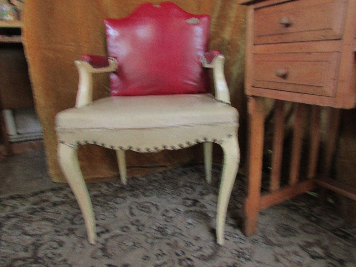 Excelente sill n para dormitorio o mesita de noche 75 - Sillon para dormitorio ...