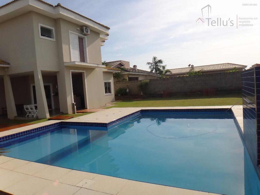 excelente sobrado 3 suítes e piscina à venda, condomínio village ipanema, araçoiaba da serra. - ca0913