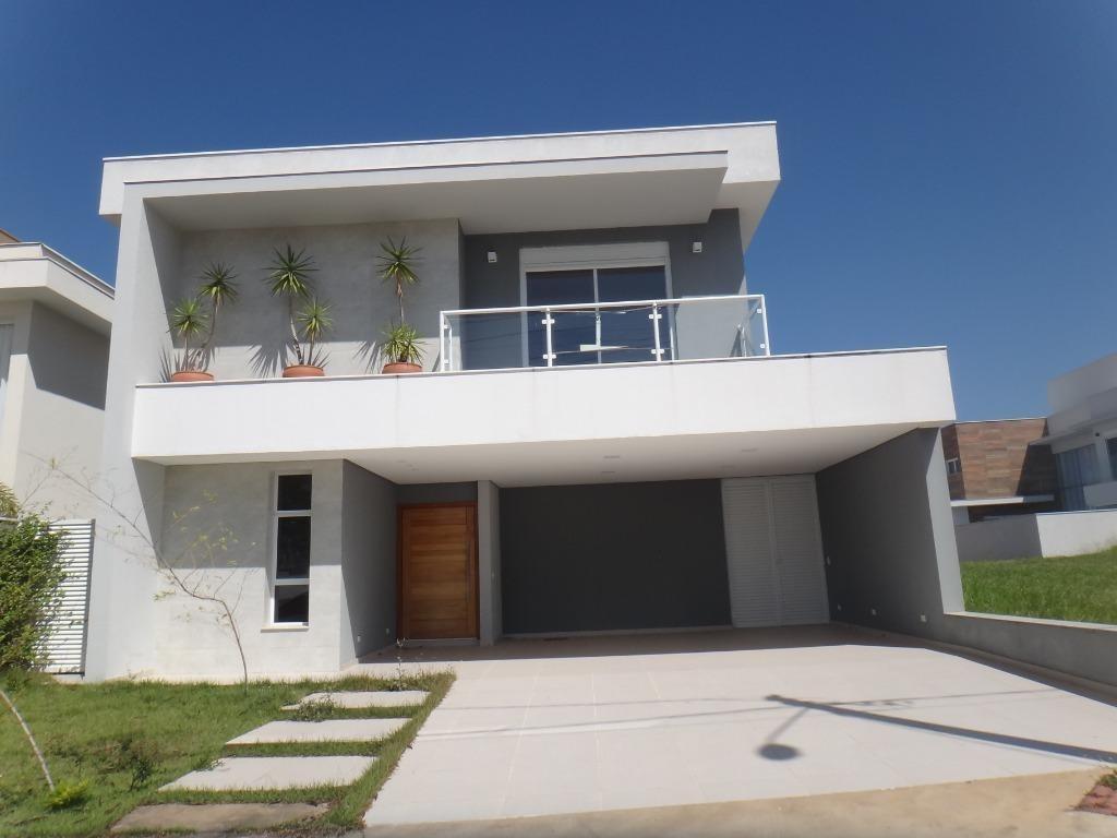 excelente sobrado 3 suítes à venda, 254 m² por r$ 1.350.000 - condomínio chácara ondina - sorocaba/sp - ca1147