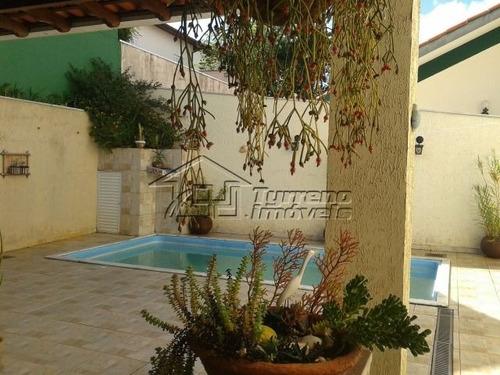 excelente sobrado 5 dormitórios e piscina no jardim esplanada