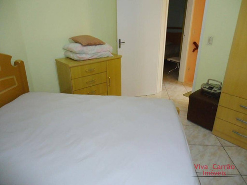 excelente sobrado com 2 dormitórios, sala ampla, lavabo, banheiro, 3 vagas de garagem, amplo quintal na vila formosa!!! - so0055