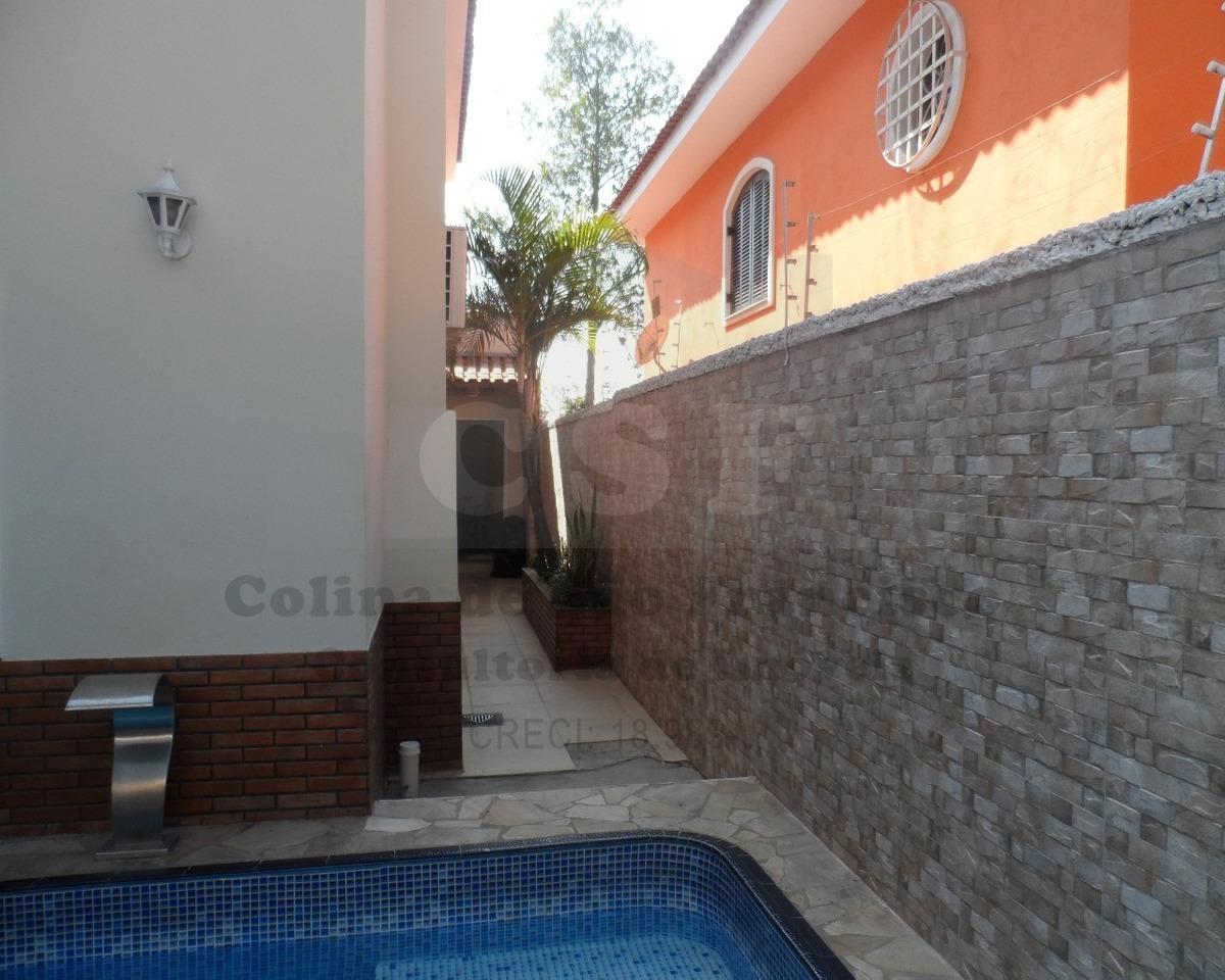excelente sobrado com 221 m² de área útil - ca03594 - 4507034