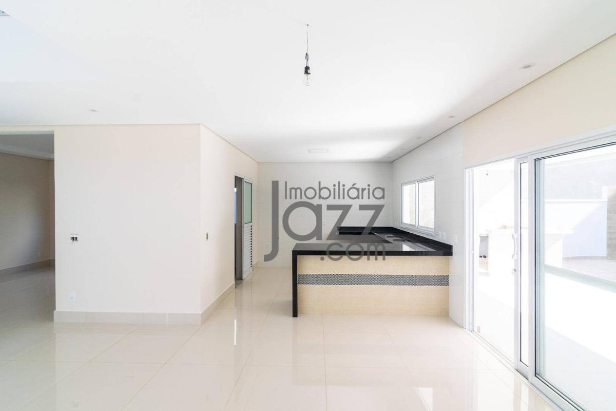 excelente sobrado com 5 dormitórios à venda, 280m² por r$ 1.280.000 swiss park campinas - ca4825