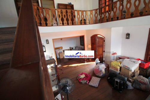 excelente sobrado com 623 m² de aconchego e conforto construído em um terreno de 900m². - ca1487