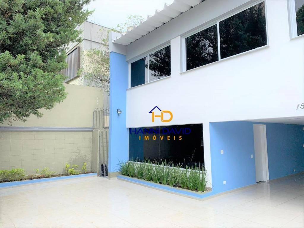 excelente sobrado comercial de 400 m² em área nobre a vila mariana !!!!! - ca0304