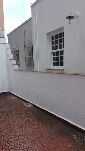 excelente sobrado comercial/residencial, travessa da r. vergueiro, a 400 m do metrô vila mariana - 226-im218415