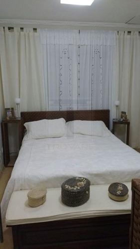 excelente sobrado em condomínio, 3 dorms, 2 vagas, horto florestal. - tr173