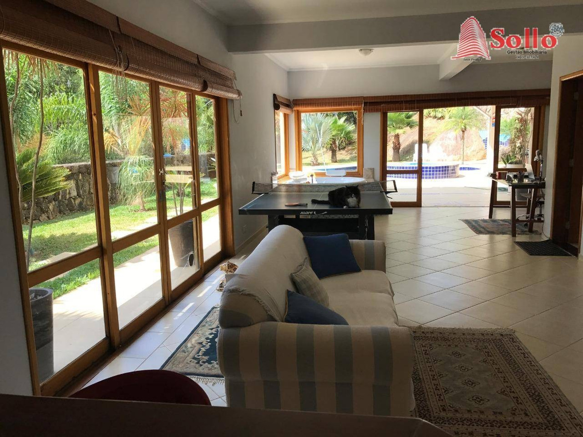 excelente sobrado em condomínio fechado, 463 m² - santa inês - caieiras/sp - so0159