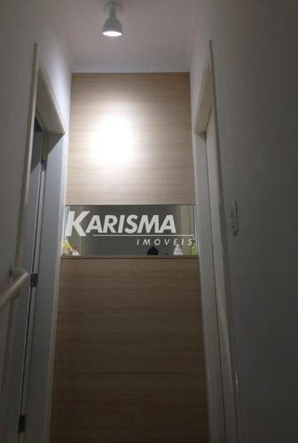 excelente sobrado em condomínio fechado no imirim - ka3457